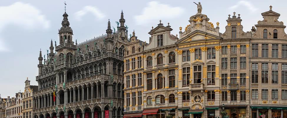Stedentrip Brussel, bezienswaardigheden Brussel: Grote Markt | Mooistestedentrips.nl