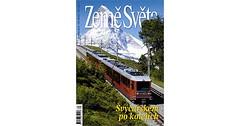 Země světa - Švýcarskem po kolejích