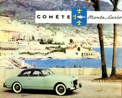 Ford Comète Monte Carlo (1954)