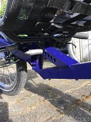PythonIK - pivot point and lower seat mount