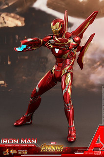 Hot Toys - MMS473D23 - 《復仇者聯盟:無限之戰》 1/6 比例 鋼鐵人馬克50 Avengers: Infinity War Iron Man Mark L