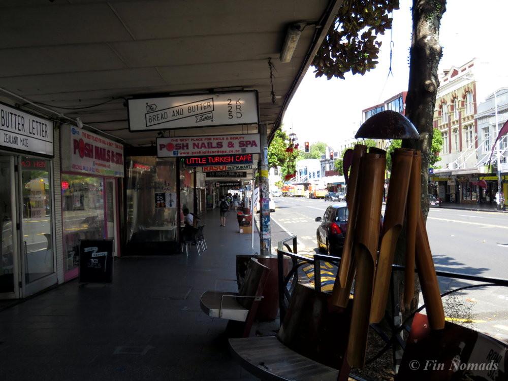 Karangahape road Auckland