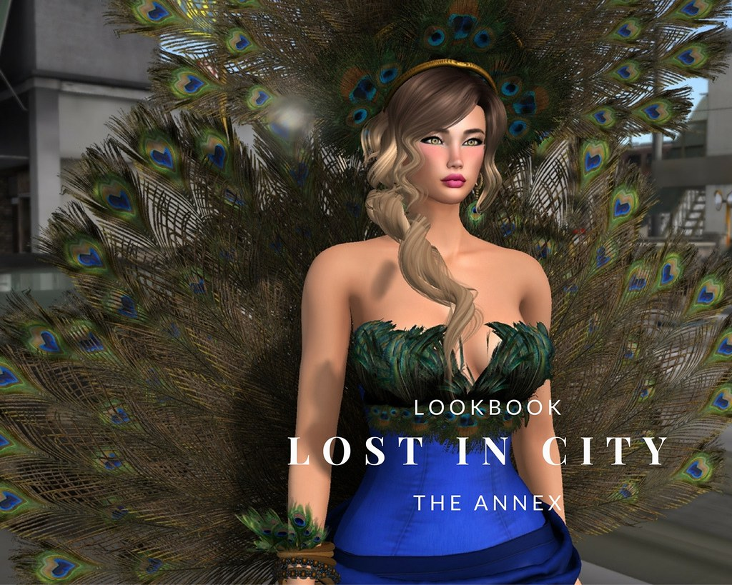 Lost in City