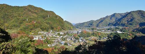 Yanagawamachi Panorama