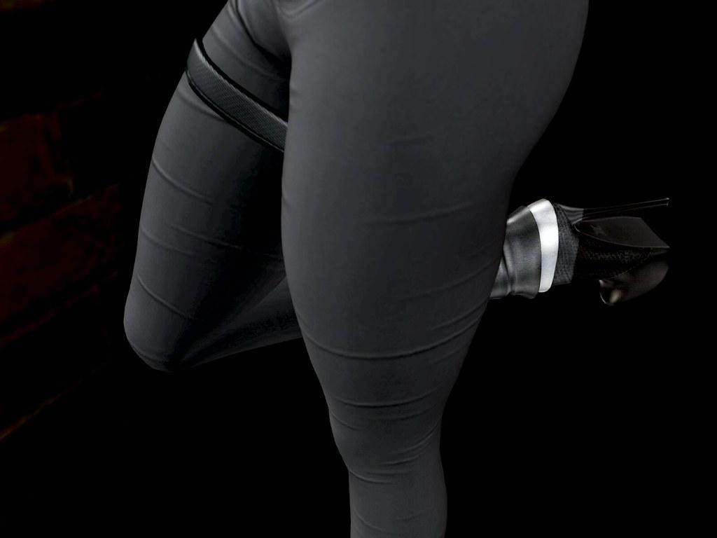 Back In Black 04 - Shoes