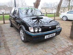Ford Fiesta Mark 3 Onwards