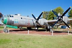 B-29A 44-61535 left fwd closer Castle_Air Museum_DSC_0015