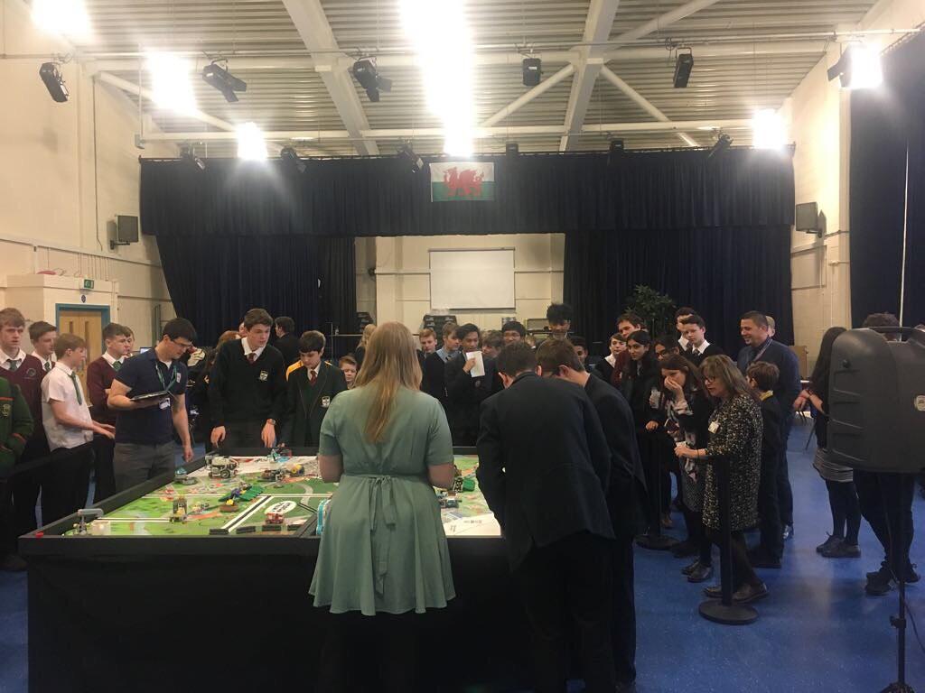 First Lego League Llandudno 2017-18
