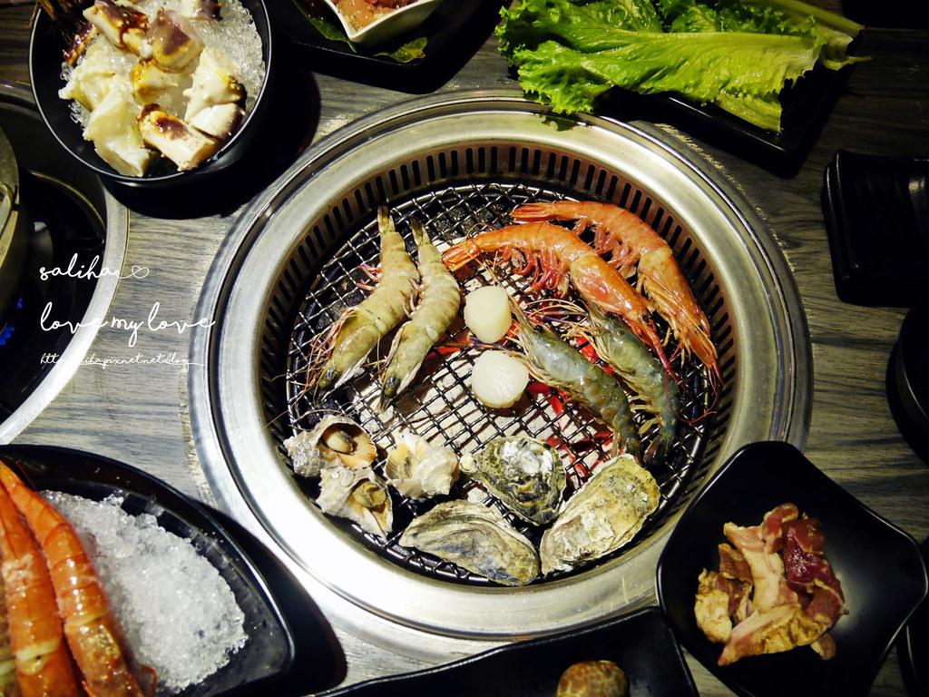 台北東區燒烤烤肉推薦好客燒烤忠孝店 (35)
