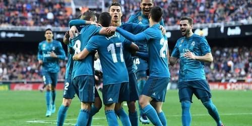 Valencia Diremuk Oleh Real Madrid, Cristiano Ronaldo Sumbang Dua Gol