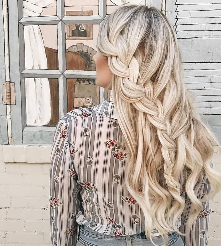 +50 Trendy Head-turning Hairstyles For Length Hair 4