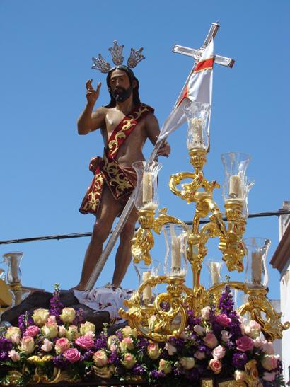 Hermandad de Nuestra Señrora de la Soledad, Santo Entierro de Cristo y Resurrección Gloriosa.