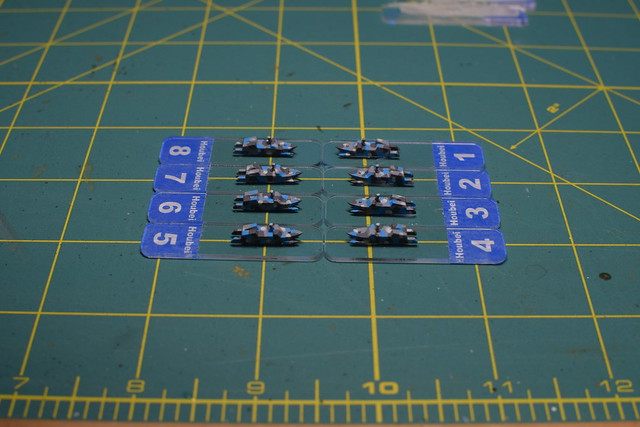 Chinese Houbei (Type 022) 1/2400 Miniature Missile Boats