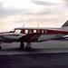Piper PA31-310 Navajo D-IFLP Gatwick 11-4-70