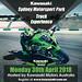 Kawasaki Team Green Australia Track Event at Sydney Motorsport Park – 30th April 2018 – Registrations Now Open