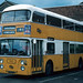 Tyne & Wear PTE: 640 WTN640H Leyland Atlantean/Alexander