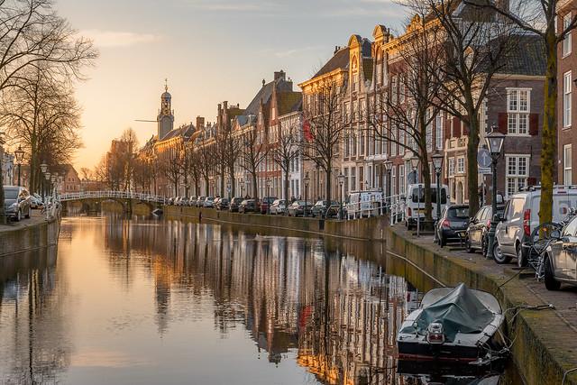 Leiden Rapenburg