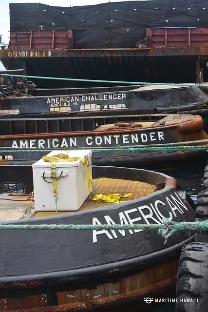 American Marine Vessels