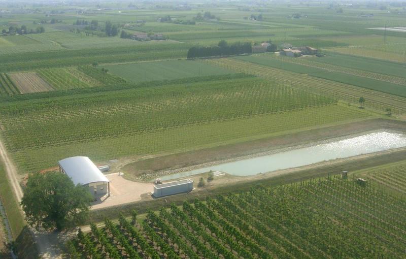 Consorzio Bonifica Romagna Occidentale: Ampliamenti ed efficientamento delle reti irrigue a Faenza, Imola e nel lughese