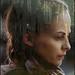 Girl in the rain by bdira3