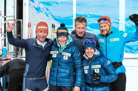 Bauer Ski Team čeká nejtěžší část sezony, na stupně zaútočí v sobotu v Seefeldu
