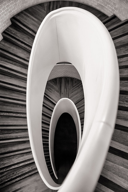 Newport Street Gallery staircase