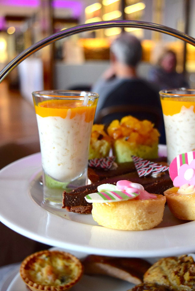 Sweets at the Thai Afternoon Tea at Kew Gardens #afternoontea #thai #kewgardens #london
