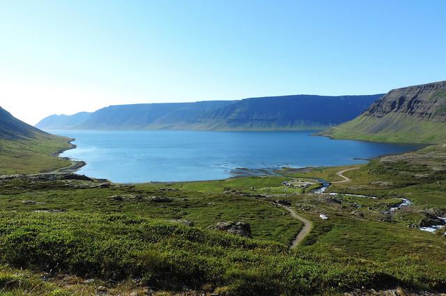 Arnarfjörður, Westfjords, Iceland