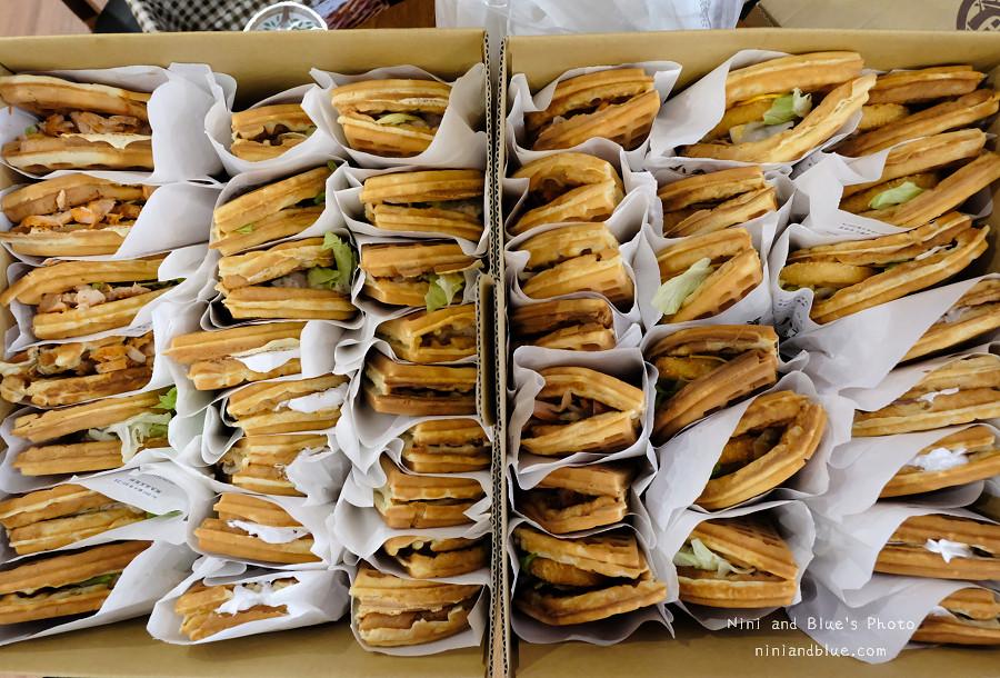 小木屋鬆餅.台中家商店09