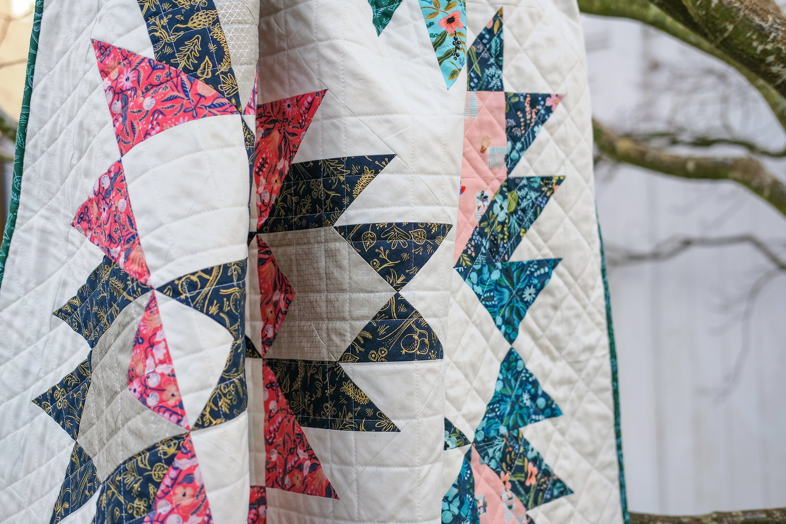 The Amalfi Isabella Quilt