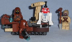 Lego - 75198 Tatooine Battle Pack