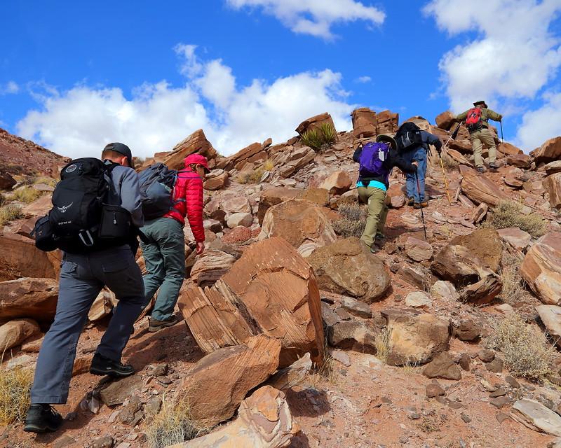 IMG_8218 Guided Off the Beaten Path Hike: Petroglyph Mesa