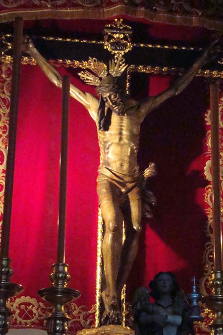 Real Hermandad y Archicofradia de Nazarenos de la Coronación de Espinas de Nuestro Señor Jesucristo, San Marcos, San Roque, Santísimo Cristo de la Salud y Nuestra Señora de los Dolores