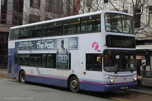 First Manchester YJ51RCV *IN EXPLORE*