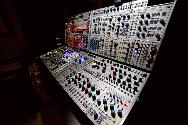 eurorack synthesizer