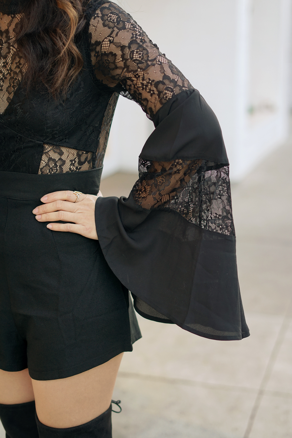 06black-lace-romper-melrose-fashion-ootd