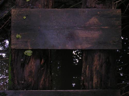 20070829 11429 0705 Jakobus Brücke Brett Loch