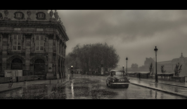 London meets Paris