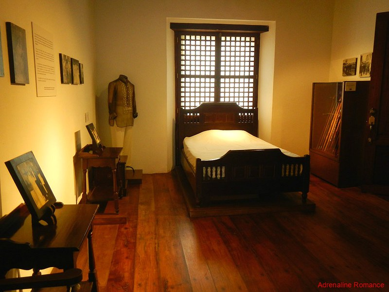 Bedroom, Elpidio Quirino National Museum