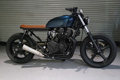 Honda CB750 Nighthawk by Kevils Speed Shop
