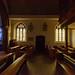 Tudeley All Saints nave south wall
