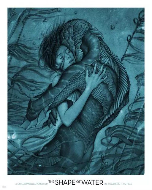 The Shape of Water - Poster 1