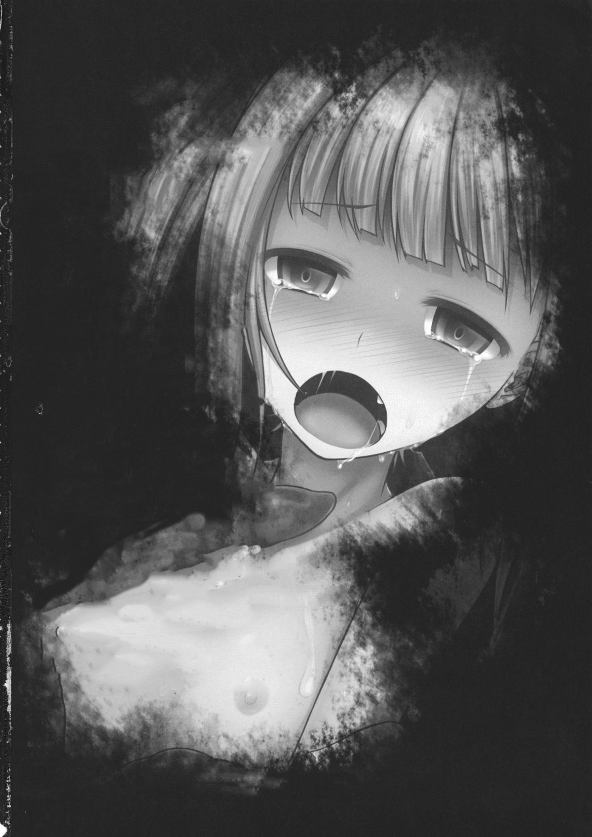 HentaiVN.net - Ảnh 16 - Naraku no Injuu - Lewd Creature From Hell - Oneshot