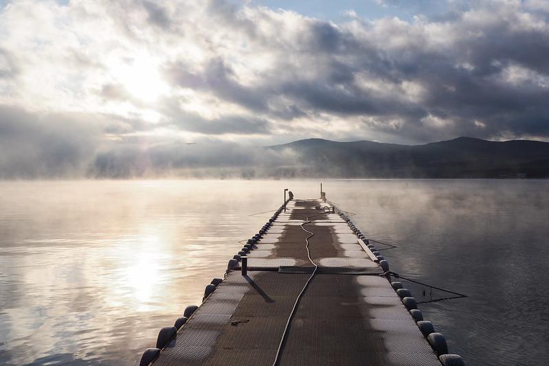 山中湖|Lake Yamanaka