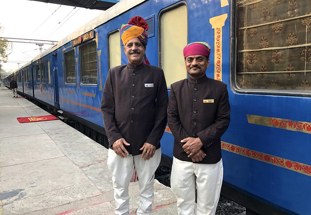 Palace on Wheels, Rajasthan, India, 2018 51