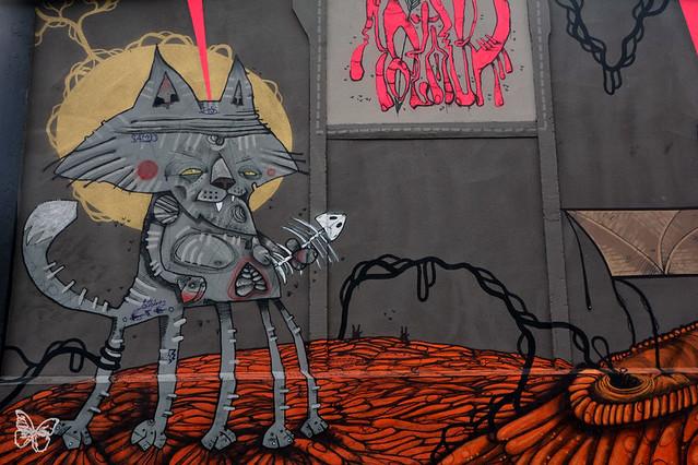 100taur Mural