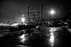 St. John's Harbour at Night in the Rain 10 by LongInt57