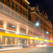 Light Trail on Congress Street in the Arts District by Corey Templeton