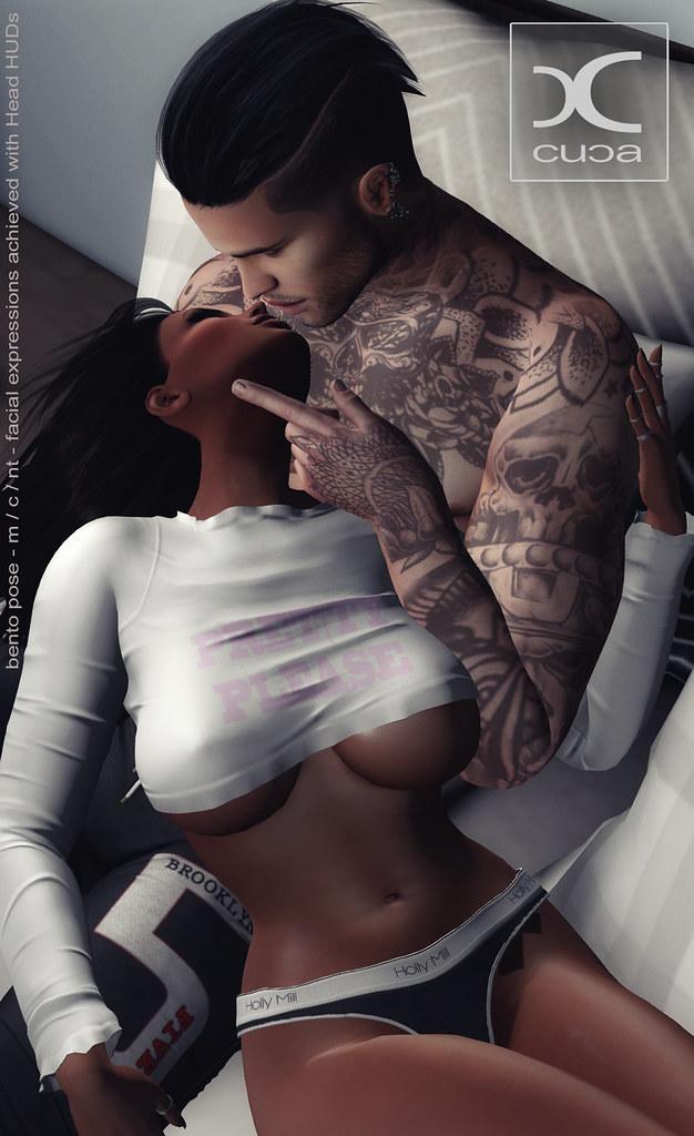 [..::CuCa Designs::..] Sugar Kisses @ WCF8