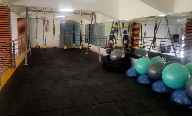 Centro Nacional de Acondicionamiento Deportivo, CENAD